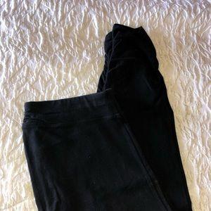 Cotton Calvin Klein workout leggings